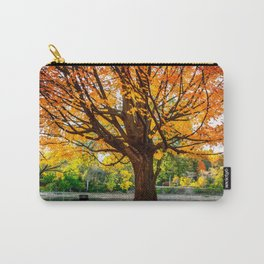 Many colors of fall Carry-All Pouch