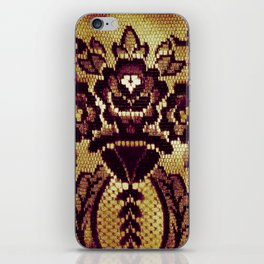 Somethings Laced iPhone Skin