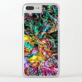 Blast 3 Clear iPhone Case
