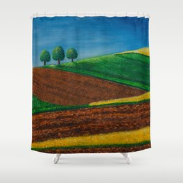 DoroT No. 0006 Shower Curtain