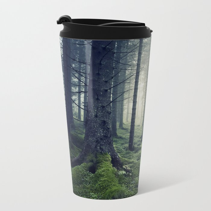 The last resort Metal Travel Mug