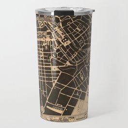 Vintage Map of Berlin Germany (1907) Travel Mug