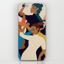 Squad Goals iPhone Skin