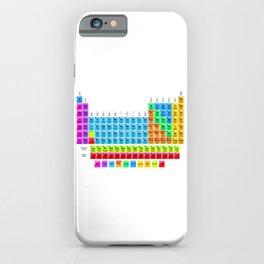 Periodic Table Mendeleev iPhone Case