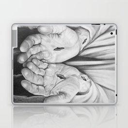 Jesus Hands Laptop & iPad Skin