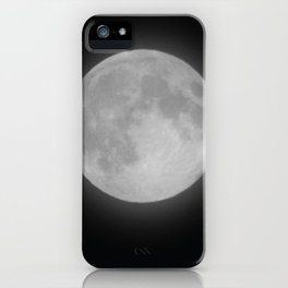 June Full Moon Collection 4 iPhone Case