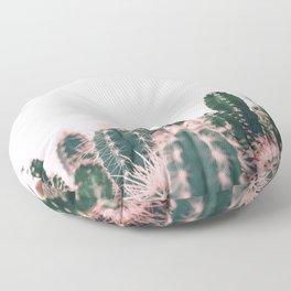 Pink Blush Cactus Floor Pillow