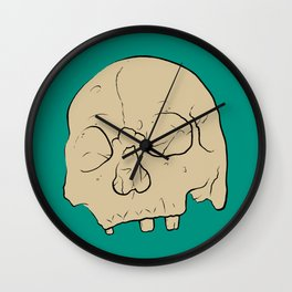the real dead presidents. Wall Clock