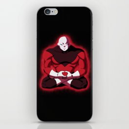 Jiren Meditation iPhone Skin