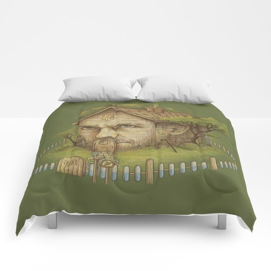Dr. House Comforters