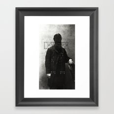 Changaa Framed Art Print
