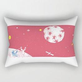 Make an Impact Rectangular Pillow