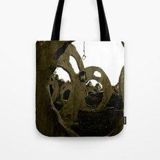 Screaming Lantern Tote Bag