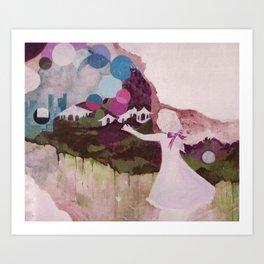 Dreamlandia Art Print