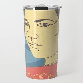 Sacagawea Portrait Travel Mug