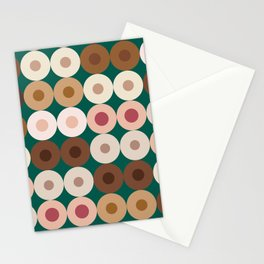 Breast Wishes (green) Stationery Cards