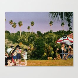 DBZ FAM (st. petersburg FL) Canvas Print