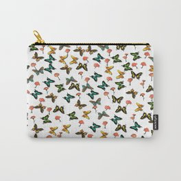 Schmetterlinge Carry-All Pouch