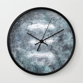 Three Strikes Wall Clock