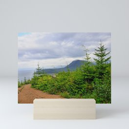Peace, Seclusion and Natural Beauty Mini Art Print