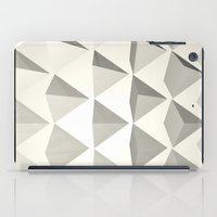 pyramid iPad Cases featuring Pyramid by Lauren Miller