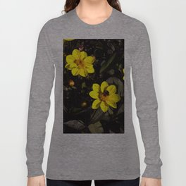 Bee in a Flower Long Sleeve T-shirt