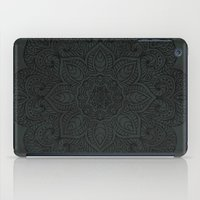 islam iPad Cases featuring Vintage Mandala by Mantra Mandala