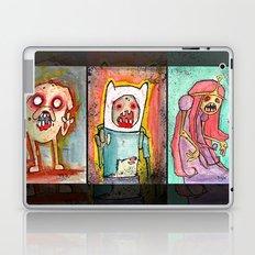 Jake the Zombie dog Laptop & iPad Skin