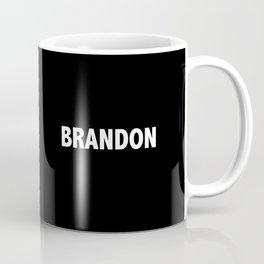 BRANDON / Vince T-Shirt Coffee Mug