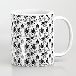 Pattern tree black Coffee Mug