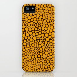 L' Orange Dots iPhone Case