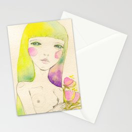 Dear. Spring Stationery Cards