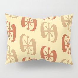 Starburst Bell Peppers Yellow Pillow Sham