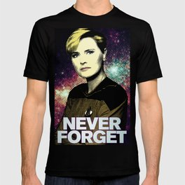 Never Forget Tasha T-shirt