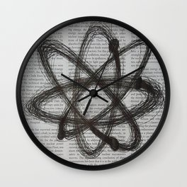 Nuclear fusion Wall Clock