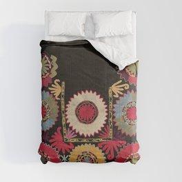 Lakai Uzbekistan Embroidery Print Comforters