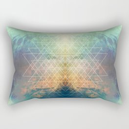 ABSTRACTION NO7 Rectangular Pillow