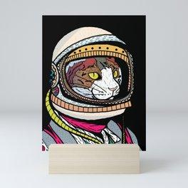 The adventurer Mini Art Print