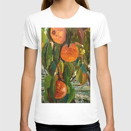 Jimmy and the Giant Peach Tree T-shirt