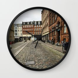 Welcome to Vesterbro Wall Clock