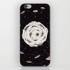 space dandelion iPhone & iPod Skin
