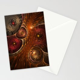 Entwined Dimensions Stationery Cards