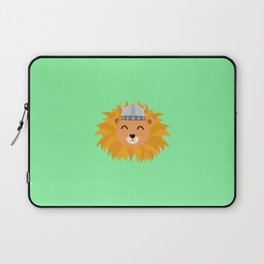 Viking lion head T-Shirt for all Ages Dsok9 Laptop Sleeve
