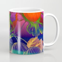 Psychedelic Gooseberries Coffee Mug