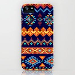 Batik Style 3 iPhone Case