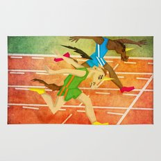 Photo Finish Unicorn Race Rug