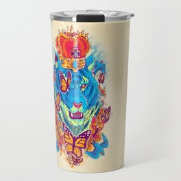 The Siberian Monarch Travel Mug