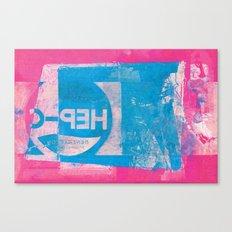OREGON Canvas Print