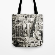 Flatiron Building Tote Bag