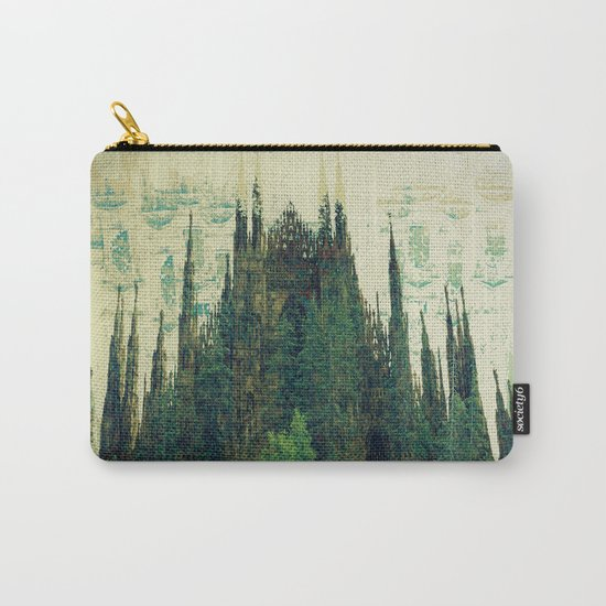 Forest Cathedral Carry-All Pouch